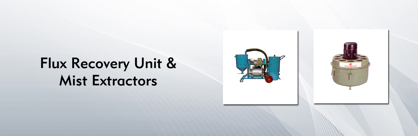 Industrial Vacuum Cleaners Oil Recycling Units Dust